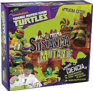 Amazon.es: Tortugas ninja - Química / Ciencias: Juguetes y ...
