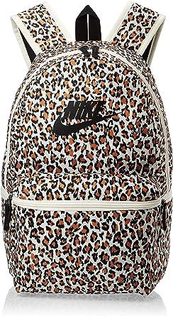 Nike Unisex-Adult Backpack, Pale Ivory/Black - NKBA5761