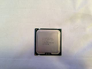 Intel Q6600 - Procesador (Intel® Core™2 Quad, 2,4 GHz, LGA 775 (Socket T), 65 NM, Q6600, 1066 MHz)