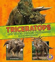 Best 3 horned dinosaur Reviews