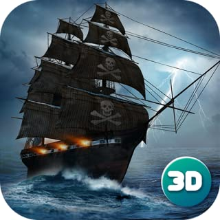 Pirate Fleet Black Curse - Fighting Ship Captain