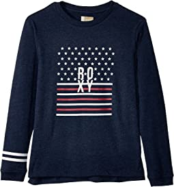 Thousand More Pullover Sweatshirt (Big Kids)