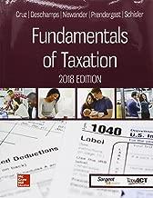 Loose Leaf for Fundamentals of Taxation 2018 Edition