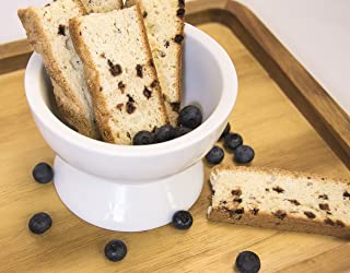 Irene's Bakery All Natural Fat Free Blueberry Biscotti