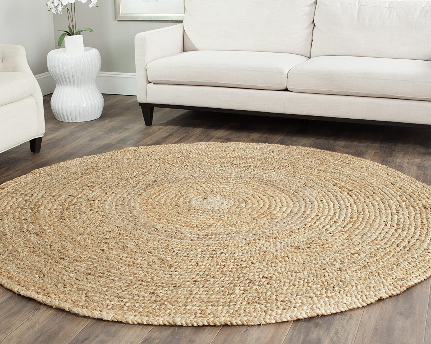 5% OFF Safavieh Natural Fiber Collection NF733A Farmhouse Handmade Sales results No. 1 Frin