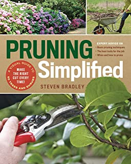 Pruning Simplified: A Step-by-Step Guide to 50 Popular Trees and Shrubs
