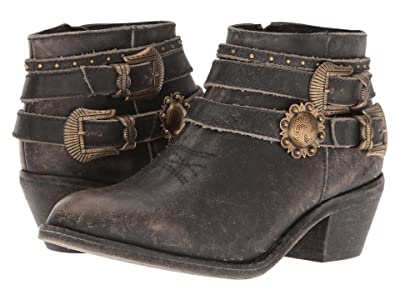 Corral Boots P5101 (Black) Women
