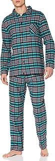 Xhanty NW Ocs Pyjama Longsleeve Juego de Pijama para Hombre