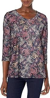 Women's Teegan 3/4 Sleeve Top