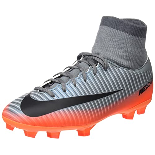 3066c3f044 NIKE Junior Mercurial Victory VI Cr7 Df FG Football Boots 903592 Soccer  Cleats