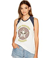 Obey - Star Crusher Cut Off Raglan