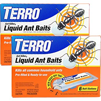 Optigard Ant Bait Gel Syngenta 30g each 4 Tubes w//Plunger TRTD11568 Box