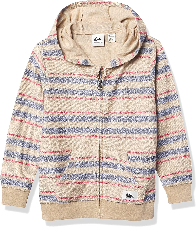 Quiksilver New products, world's highest quality popular! Otway Boy Full Sweatshirt Hoodie Zip Mail order