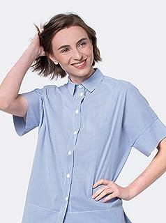 camisa cubo listrada
