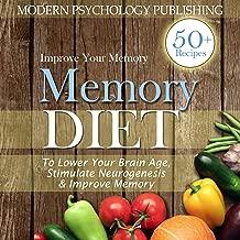 Memory Diet: To Lower Your Brain Age, Stimulate Neurogenesis & Improve Memory