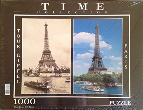 Puzzle 1000 Teile Time Collection New York