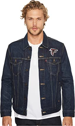 Levi's® Mens - Falcons Sports Denim Trucker