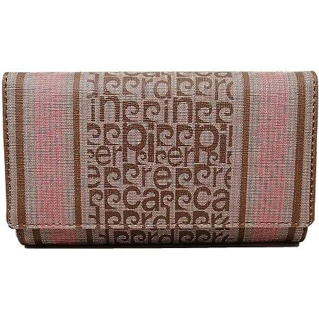 PIERRE CARDIN Cartera para mujer, bonita, grande, espaciosa, piel, rfid, regalo, cartera con monedero, billetera para niña, cuero,
