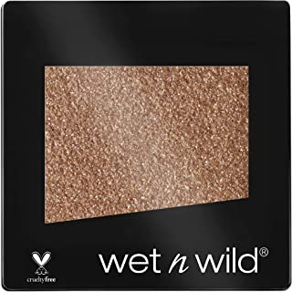 Wet 'n Wild Color Icon Eyeshadow Glitter Single, Nudecomer, 1.4g