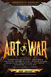 Art of War: Anthology for Charity (English Edition)