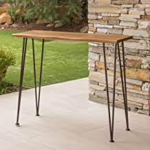 Best outdoor table bar Reviews
