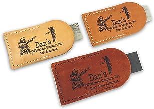 Bundle- 3 Piece Set of Genuine Arkansas Pocket Knife Sharpening Stones Whetstones 3