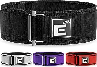 Element 26 Self-Locking Weight Lifting Belt | Premium Weightlifting Belt for Serious..