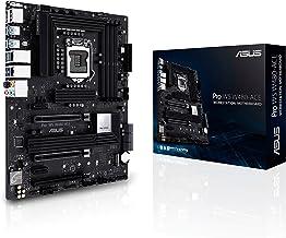 ASUS Pro WS W480 ACE LGA1200 (Intel 10th Gen) ATX Workstation Motherboard (ECC Memory, Dual LAN,Intel 2.5Gb LAN, Dual Type...