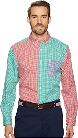Holiday Party Classic Tucker Shirt