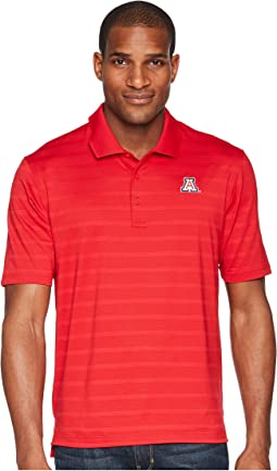 Arizona Wildcats Textured Solid Polo