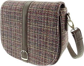 Damen-Umhängetasche LB1000 aus Harris-Tweed