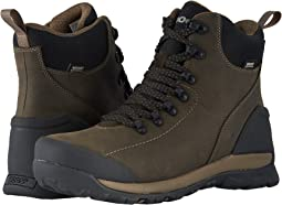 Bogs Foundation Leather Mid Waterproof Soft Toe