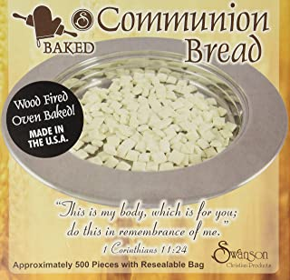 Baked Bread Square (Pk/500) Net Wt. 5oz.