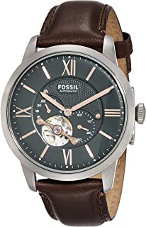 (Renewed) Fossil Townsman Analog Black Dial Mens Watch - ME3061#CR