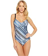 Desert Tribe Sweetheart Maillot One-Piece