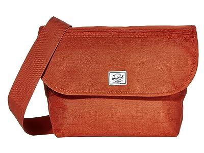 Herschel Supply Co. Grade Mid-Volume (Picante Crosshatch) Messenger Bags