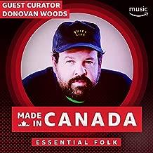 Made in Canada: Essential Folk