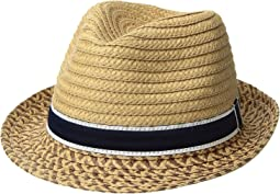 Janie and Jack Straw Fedora (Toddler/Little Kid/Big Kid)