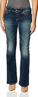 شرت جین نقره Suki Bootcut Jean Suki، Jean