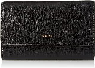 Furla Babylon Medium Trifold, Women's Wallet, Black (Onyx), 1x10.5x13 cm (B x H T)