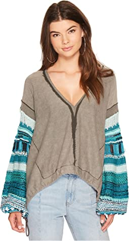 Free People - Reminiscent Sweater