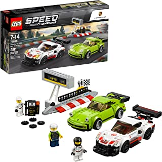 LEGO® Speed Champions - Porsche 911 RSR and 911 Turbo 3.0 75888