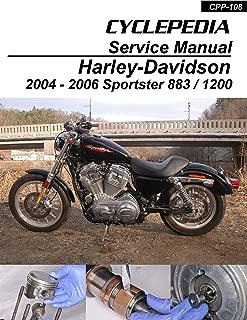 2004-2006 Harley-Davidson XL883C/XL1200R Sportster Service Manual