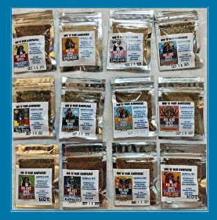 Big Axe Spice BABY BEAR PINCH PACKETS Variety 12-Packs Gift Set : Mega Flavor, Smoked, ZingiBear, UrsaMax, Patri's Pizzico, Farmstead, UmamiBear, TacoDora, DreadNot, Black'nJack, Hot Axe, Fire Axe