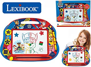 Lexibook- Ardoise Magique Multicolore Paw Patrol La Pat'Patrouille, Jouet Artistique et créatif pour Filles et garçons, Ma...