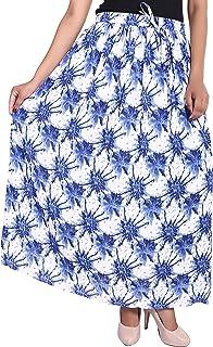 COTTON BREEZE Women's A-line Skirt