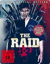 The Raid 1&2 - Steelbook Edition (+ 2 Bonus-DVDs) [Blu-ray]