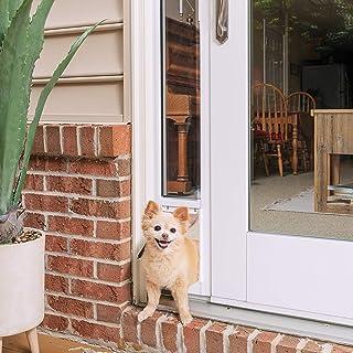 PetSafe Puerta corredera de Cristal para Mascotas