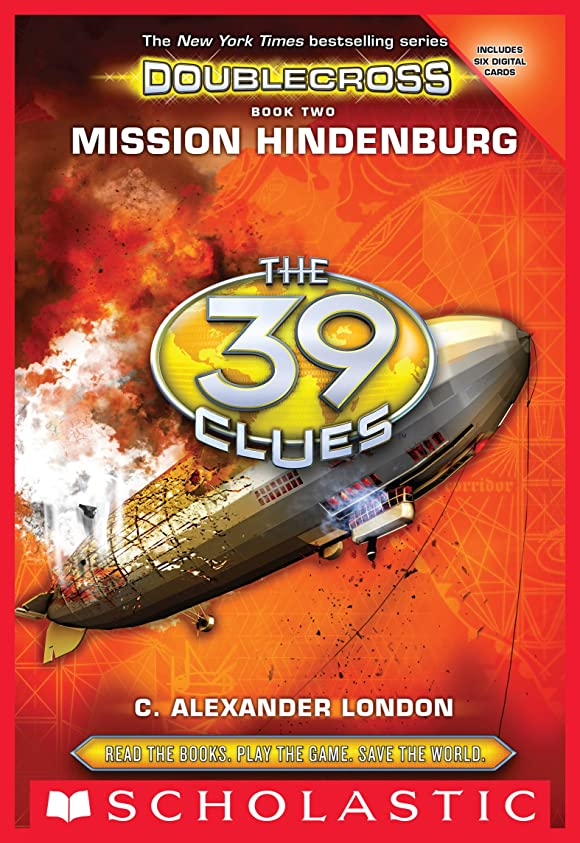 Mission Hindenburg (The 39 Clues: Doublecross, Book 2) (English Edition)