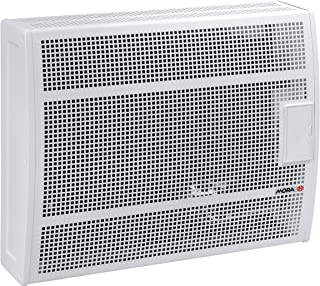 Mora 6140 Color blanco 4200W Radiador - Calefactor (Radiador, Pared, Color blanco, Botones, Giratorio, 4200 W, 95 m³)